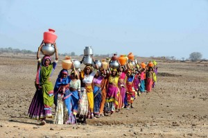 journey for a glass of clean water