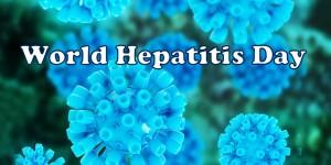 World Hepatitis Day: let liver live strong ( pic source google images)