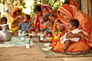 ensuring proper nutrition for both mothers n child ( google images)